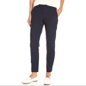 Navy Ankle dress pants